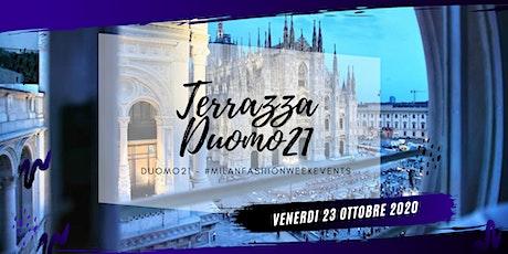 MFWE / Milano Fashion Party - Duomo 21 biglietti