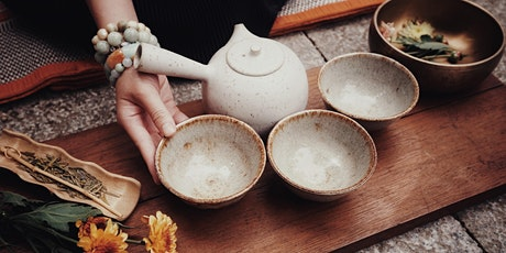 Finding Calm Joy: How To Start A Meditation Practice with Tea tickets