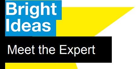 Meet the Expert tickets