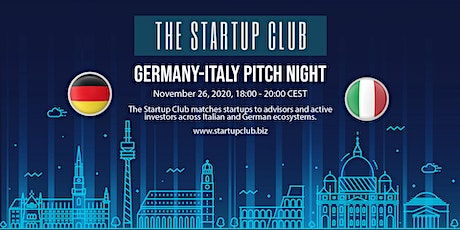 Germany-Italy Pitch Night tickets