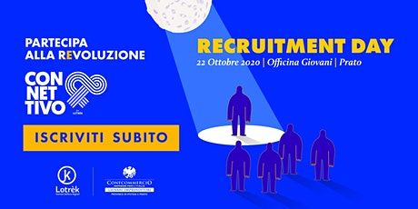 Connettivo | Recruitment day biglietti