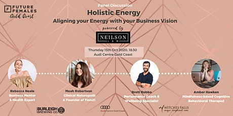 Aligning your Energy with your Business Vision I Future Females Gold Coast tickets