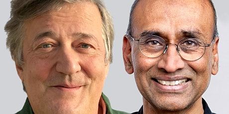 An evening with Stephen Fry and Venki Ramakrishnan tickets