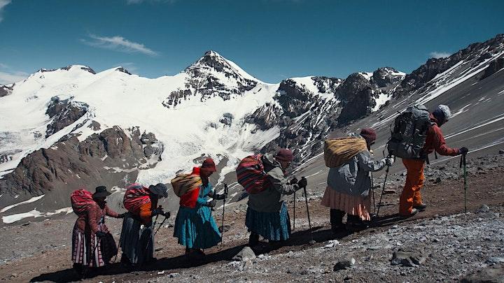 """Immagine OLV - Proiezione dei film: """"Chaconne supra a sciara"""" e """"Cholitas"""""""