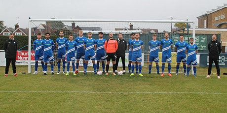 Brantham Athletic FC v Aveley FC 2nd Round Qualifying FA Cup tickets