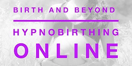 Online Hypnobirthing Workshop tickets