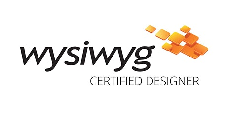 Curso de Diseñador Certificado de wysiwyg boletos