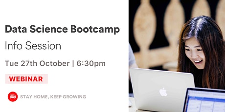 Data Science Bootcamp - Info Session tickets