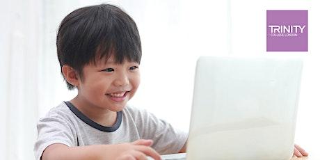 線上家長講座 - Understanding GESE by online delivery tickets