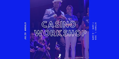 Salsa Mania Casino Workshop tickets
