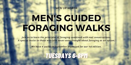 Men's Guided Foraging Walks - Sheffield #4 tickets
