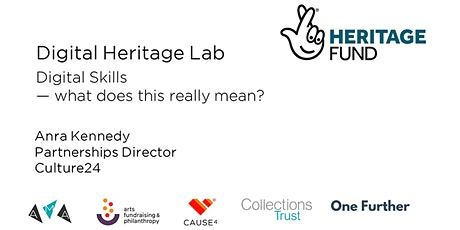 Digital Skills - what does this really mean? tickets