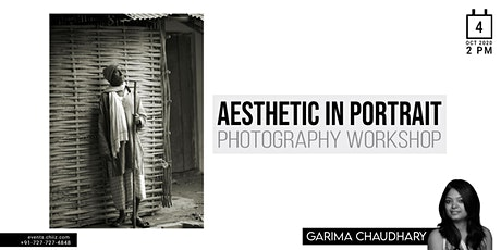 AESTHETIC IN PORTRAIT - PHOTOGRAPHY WORKSHOP tickets