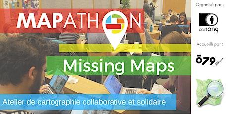 [EN PRÉSENTIEL] Mapathon Missing Maps à Chambéry @LaDynamo billets