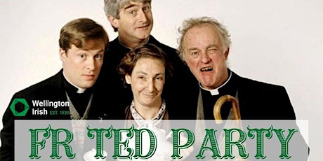 Wellington Irish present - Father Ted Halloween Party tickets