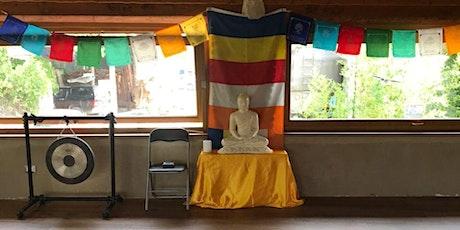 Meditazione Vipassanā - ritiro di 10 giorni a Capodanno in Val Trebbia (PC) tickets