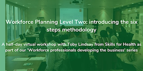 Workforce Planning Level Two: introducing the six steps methodology tickets