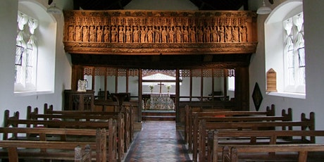 Rood Screens and Lofts tickets