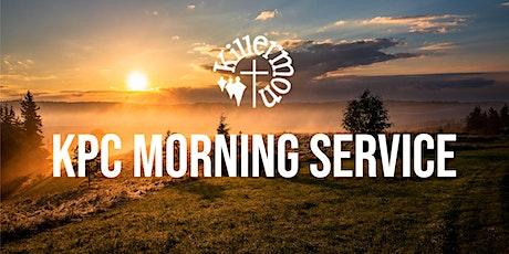 KPC Service 10:30 am - 18th October tickets
