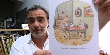 SERGIO RUZZIER - Le figure nei libri biglietti