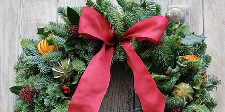 Christmas Wreath Making with Dorset Flower Co tickets