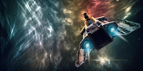 Endless Space Runner - Game Art Tickets
