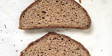 Gluten Free Sourdough Bread Tasting tickets