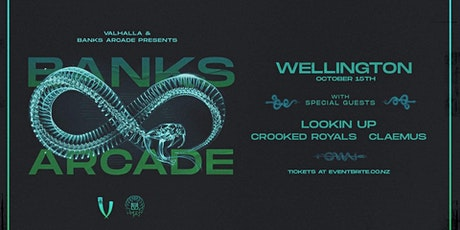 Banks Arcade - Wellington tickets