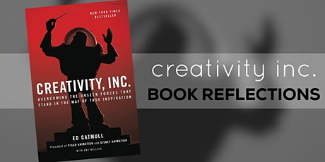 Book Review & Discussion : Creativity, Inc. tickets