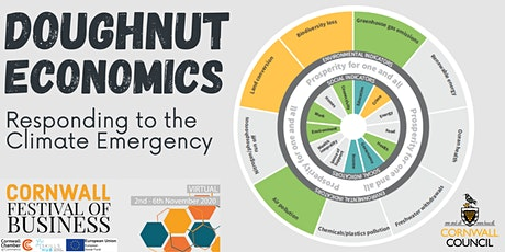 Doughnut Economics: Responding to the Climate Emergency tickets