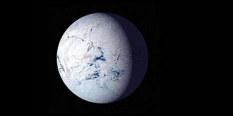 Three billion years of Earth history tickets