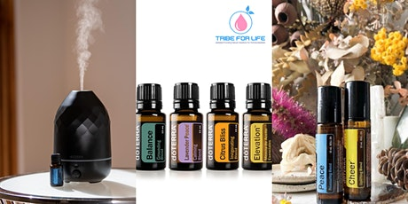 Essential Oils for Stress and Sleep tickets