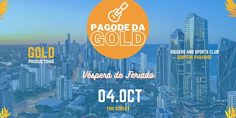 PAGODE DA GOLD tickets