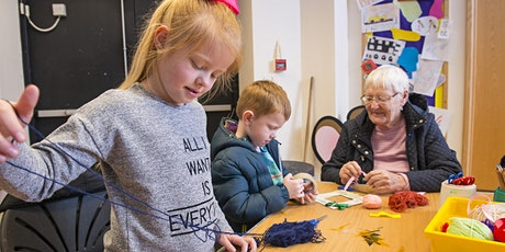 26th October - Family Crafts - Spider Webs tickets