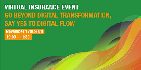 Go beyond digital transformation, Say yes to Digital Flow tickets