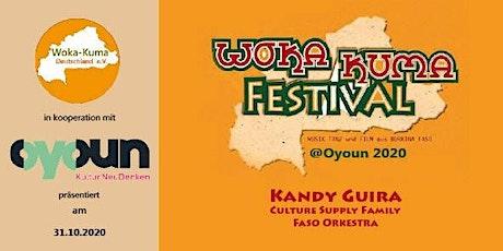 Woka Kuma Festival Tickets