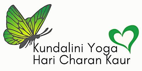 Online Kundalini Yoga class Mondays 7.30am tickets