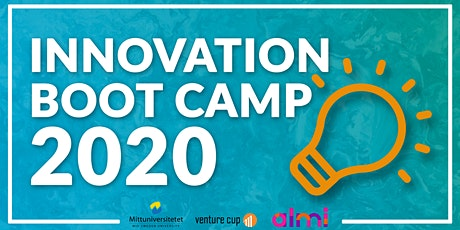 Innovation Boot Camp 2020 ingressos