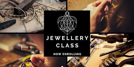 Silver Jewellery Evening Class tickets