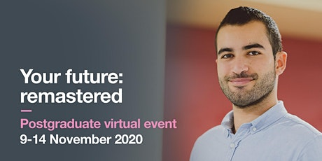 Oxford Brookes Postgraduate Virtual Event - 9 - 14 November 2020 tickets