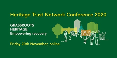 GRASSROOTS HERITAGE: Empowering recovery 17 to 20 November tickets