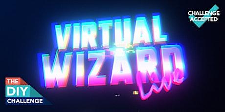 Graemazing - Virtual Wizard Live - Princess Margaret DIY Fundraiser tickets