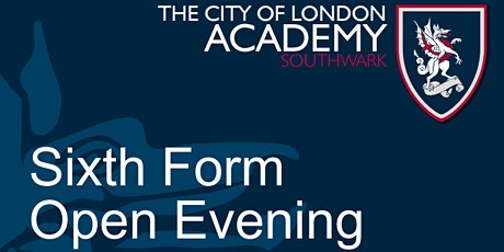 Virtual Sixth Form Open Evening 2020 (2) tickets