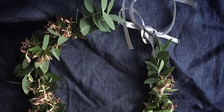 LDC x Floral Evolution: Make a Beautiful Luxury Flower Crown tickets