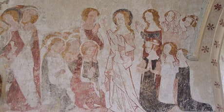 Wallpaintings in English Churches tickets