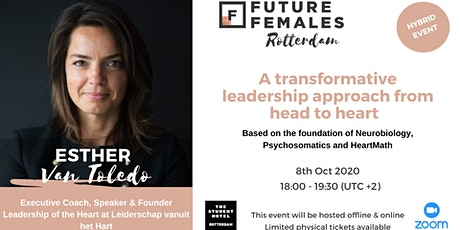 A transformative leadership approach | Future Females Rotterdam tickets