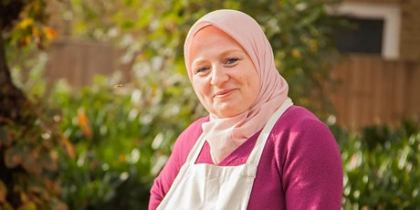 SOLD OUT - In person Syrian cookery class with Lina tickets