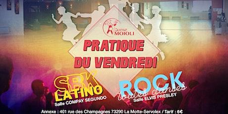Pratique de Vendredi - SBK et Rock toutes danses (Annexe) billets