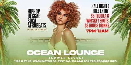 #CultureSaturdays @ Ocean Lounge  ! tickets