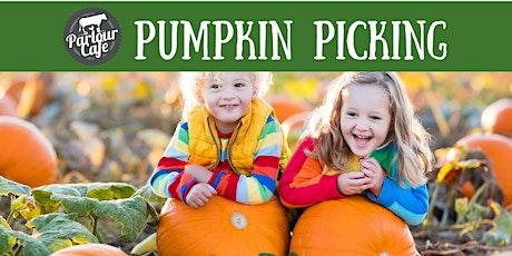 Pumpkin Picking tickets